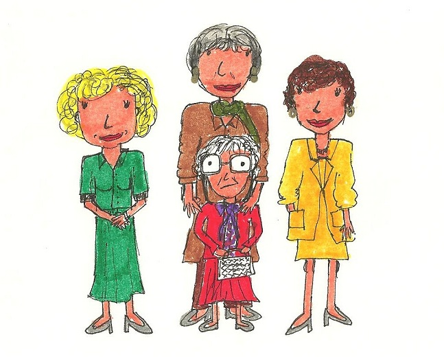 Which Golden Girl would YOU be?
