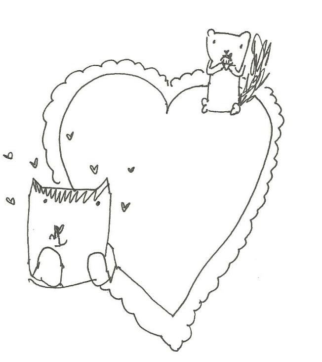 Smudge + Squirrel = love?