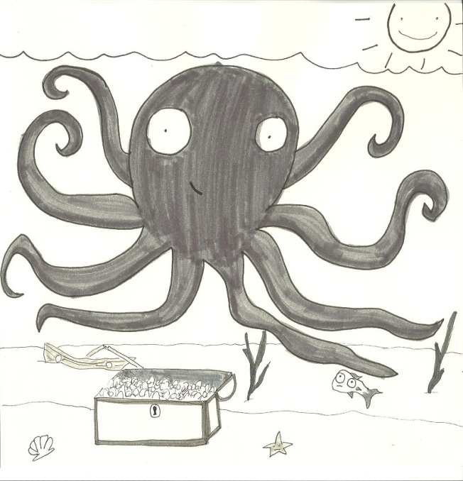 This is an octopus,