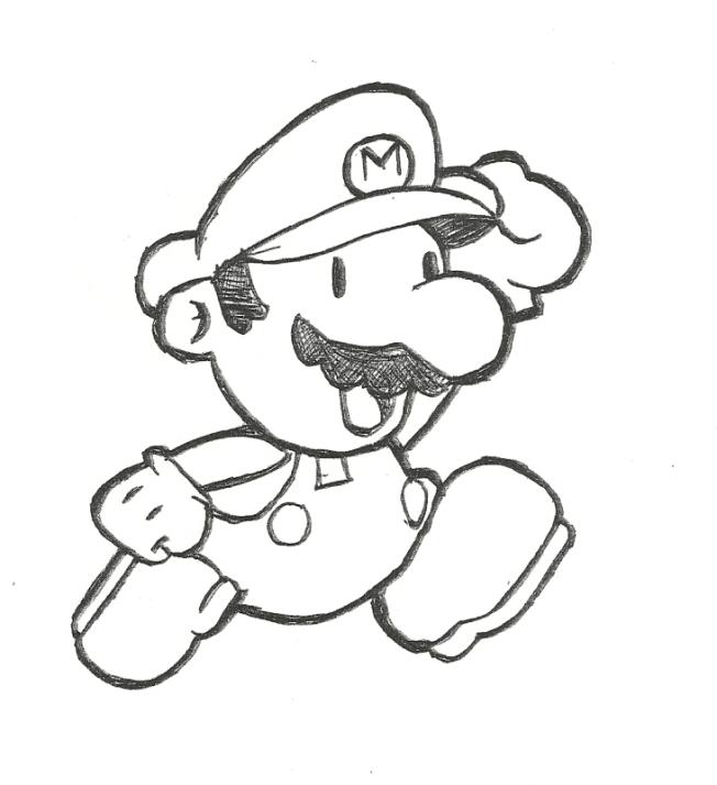 It's me....Mario